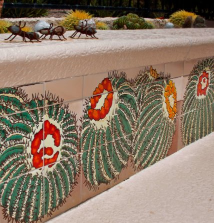 How Custom Tile Installations Can Liven Up Your Outdoor